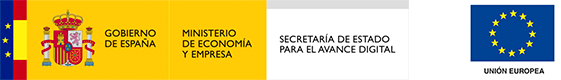 Logo Ministerio de Economía y Empresa